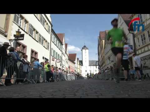Teilnehmerrekord beim Stadtlauf Bad Mergentheim - by Fränkische Nachrichten