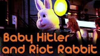 Baby Hitler and Riot Rabbit - Riding Shotgun #02