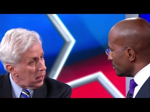 Van Jones, Jeffrey Lord clash over Trump and the KKK