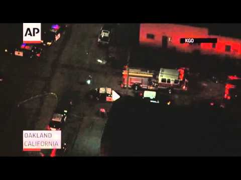 Seven People Shot in Oakland