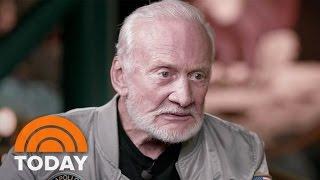 Buzz Aldrin Talks South Pole Health Scare, Death Of 'All-American Guy' John Glenn   TODAY