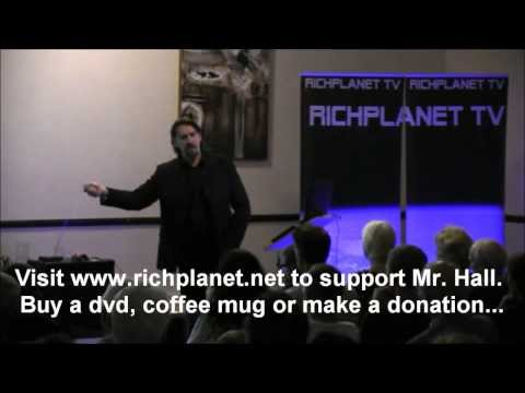 Richard D. Hall Discussing Internet Sources, Media Manipulation / Propaganda & Stolen Free Time