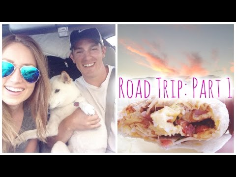 Road Trip to Seattle: Part 1 | vlogwithkendra