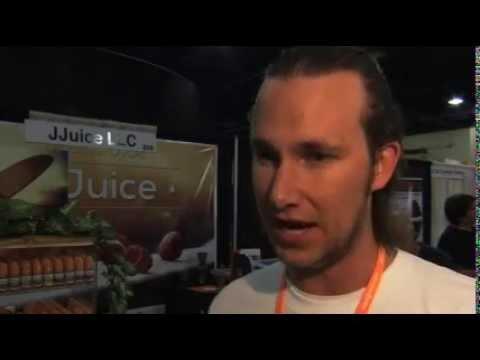 BIG Industry TradeShow Interview with Joe Deighan of JJuice LLC