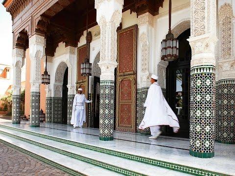 Hôtel La Mamounia, un établissement de luxe aux traditions hospitalières marocaines