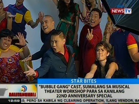 bubble gang all cast