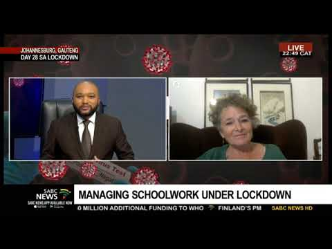 Education sector during COVID-19 lockdown