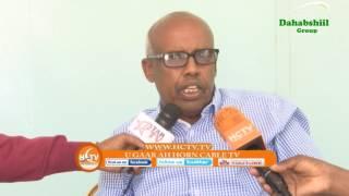 Hargaysa: Wadani Oo Udigay Golaha Guurtida