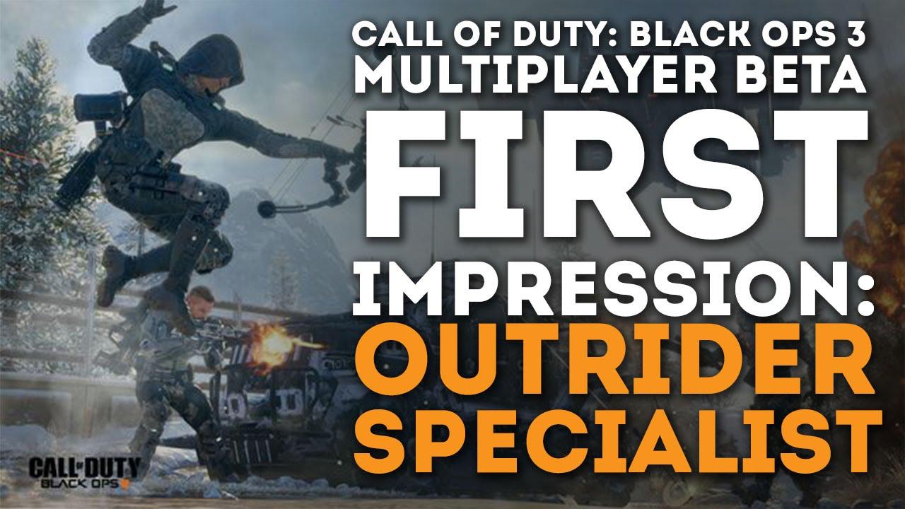 COD: Black Ops 3 Beta