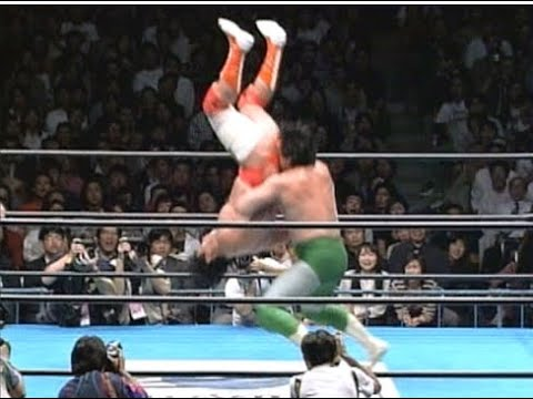 Mitsuharu Misawa vs. Kenta Kobashi (October 21st, 1997)