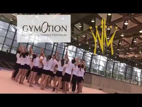 Gymotion 2020: Vereinsportrait Welsch Master Team