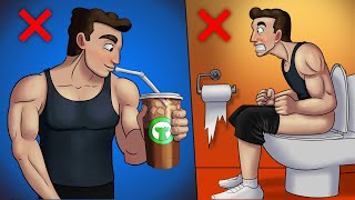 9 Worst Things to do Before a Workout