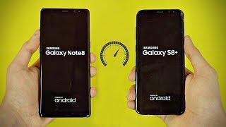 Note 8 VS Galaxy S8+ Karşılaştırması: Hangisi Daha İyi? (Dedelerini de Videoya Aldık!)