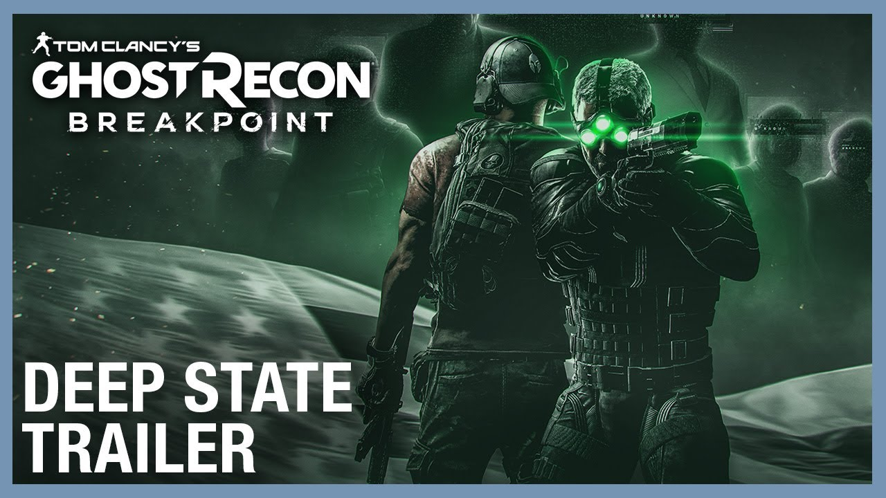 Tom Clancy's Ghost Recon Breakpoint: Deep State Trailer | Ubisoft