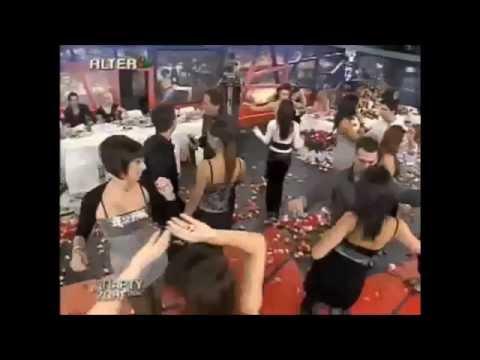 Greek Music - Sexy Greek Girls Dancing . . . !!! Greek Fun . . . !!! (3)