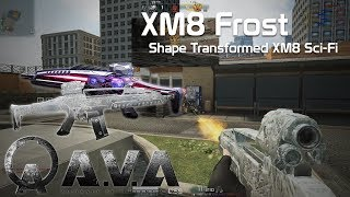 Video [AVA] XM8 Frost : Shape Transformed XM8 Sci-Fi - 아바온라인 냉동 고등어로 변한 포등어 (Alliance of Valiant Arms) download MP3, 3GP, MP4, WEBM, AVI, FLV Juli 2018