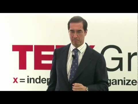 Reinventing yourself: Mario Alonso Puig at TEDxGranVia Live