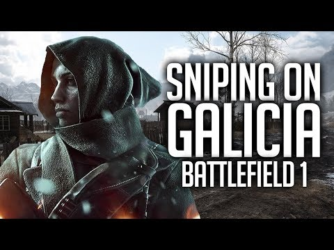 Sniping On Galicia - New Battlefield 1 Map