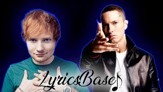Eminem – River (Official Lyrics) ft. Ed Sheeran