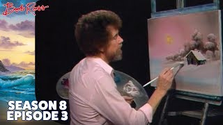 Bob Ross - Warm Winter Day (Season 8 Episode 3)