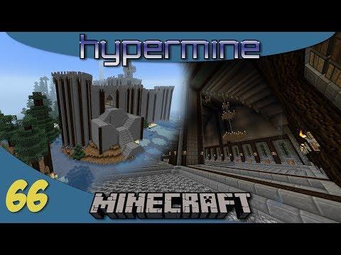 Spawn Biome Replacement and Castle Gate - Hypermine SMP S3E66