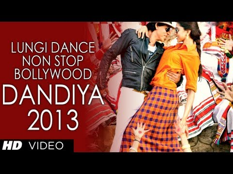 Lungi Dance Non-Stop Bollywood Dandiya 2013 - Full Video