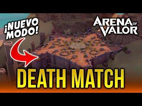 NUEVO MODO PARTIDA A MUERTE | Noticias Arena of Valor | Black Ursus