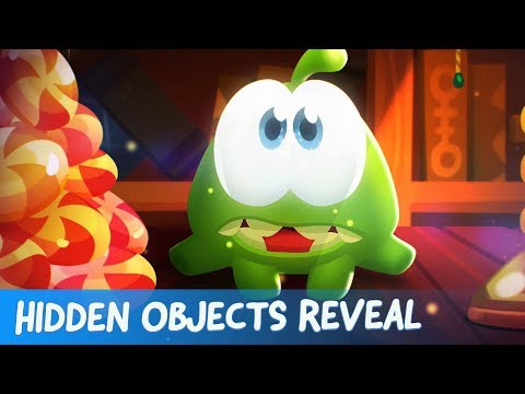 Om Nom Stories - Magic: Hidden Objects Reveal