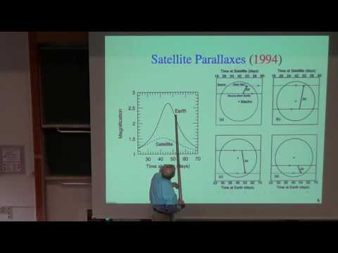 "Andrew Gould, ""Space-based microlensing: From planets to black holes"""