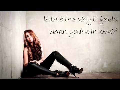 Obsessed - Miley Cyrus (Lyrics)