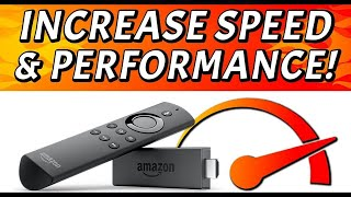 NEW 2020 SPEED TEST AND BUFFERING FIX FOR FIRESTICK