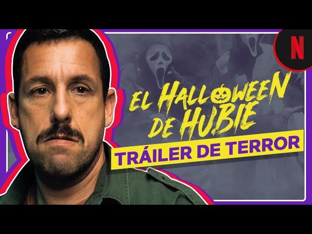 El Halloween de Hubie en versión película de terror | Netflix