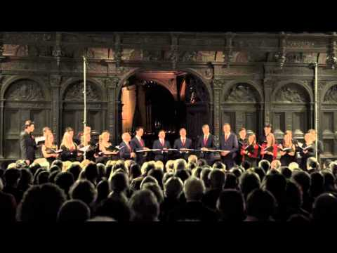 The King's Singers & NYCC - A Thanksgiving by Bob Chilcott