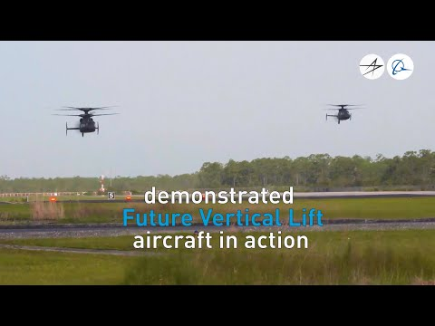 RAIDER and DEFIANT Formation Flight