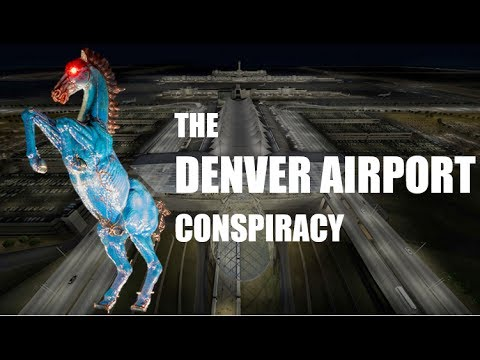 The Denver Airport Conspiracy - A Secret New World Order Bunker? [Conspiracy Cases]