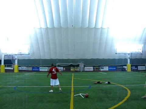 Field Goals at the Hampshire Dome