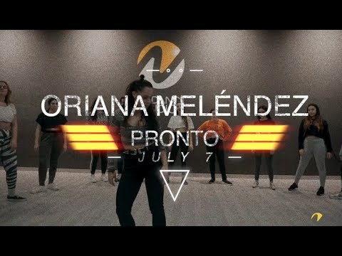 ORIANA MELÉNDEZ - Pronto by July 7 | ON Dance Studios Sevilla