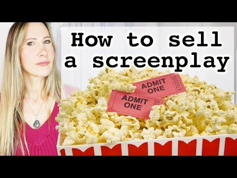 How to sell your screenplay - how to market a screenplay to Hollywood through contests, pitching etc