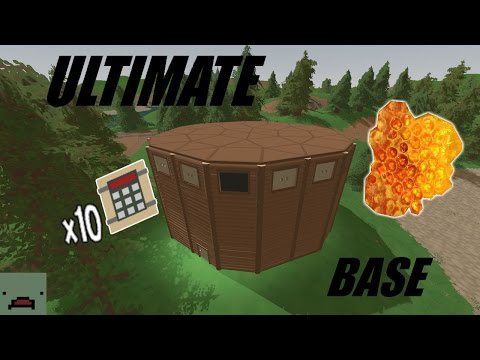 THE ULTIMATE HONEYCOMB BASE IN UNTURNED!