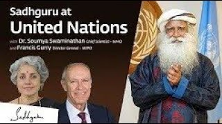 Sadhguru at United Nations: Yoga – The Power of Inclusion