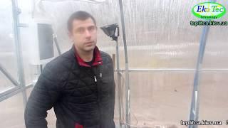 Теплицы из поликарбоната Автомат - полив, отопление, освещение и вентиляция(, 2015-12-08T17:23:11.000Z)