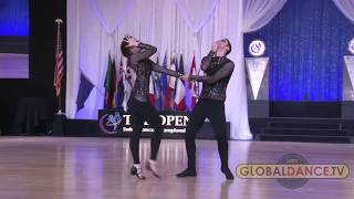 Christopher Dumond and Chantelle Pianetta - US Open 2019 - Classic
