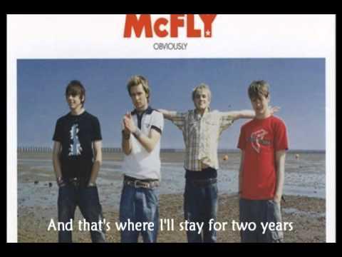 Obviously - McFLY (Karaoke)