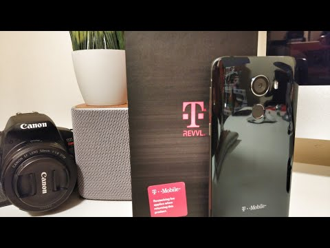 T-Mobile Revvl Unboxing, the new budget phone on the block
