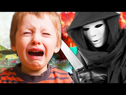 Serial Killer TROLLS Trash Talkers on Call of Duty! (Black Ops 2 Trolling)