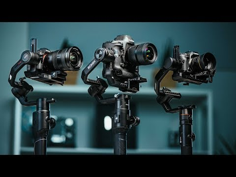 Are GIMBALS WORTH THE MONEY? Moza Air 2 + Feiyu AK4000 Unboxing