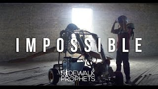 Sidewalk Prophets Impossible Official Music Audio