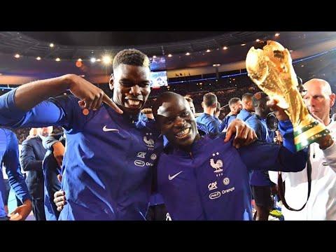Download اغنية لاعبين منتخب فرنسا |ramenez la coupe a la maison  🇫🇷🔥