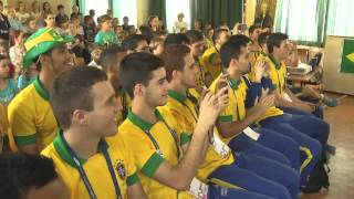 One school one country - brazil