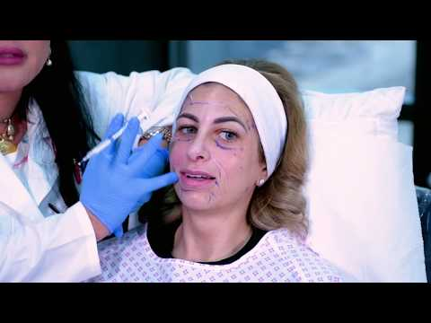 Fillers and Botox injection in Novomed dubai marina